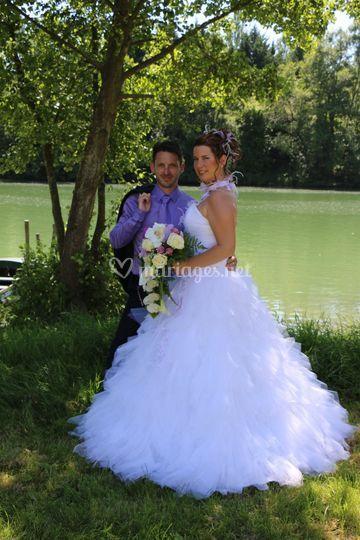 Mariage au Parc d'Armentières