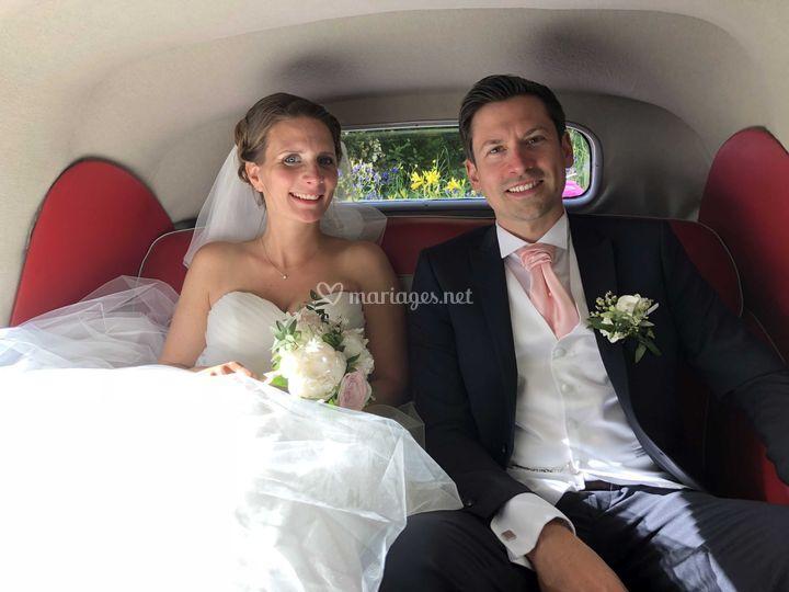 Aliénor & Gérald 05/2018