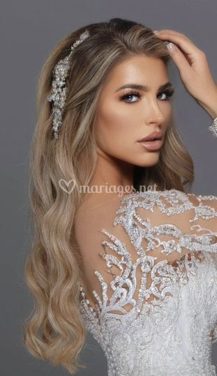 Mariée libanaise