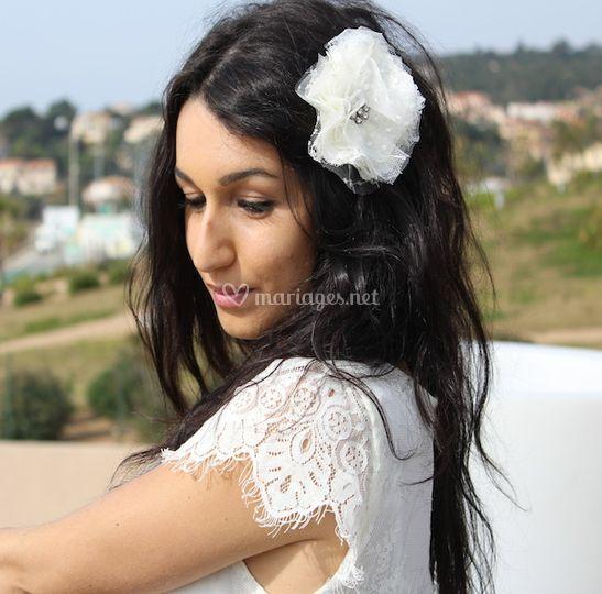 Fleur dentelle- Sweet Princess
