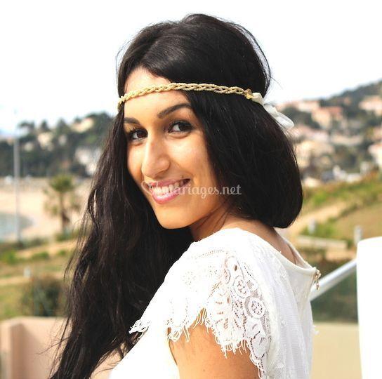 Headband bijou- Sweet Princess