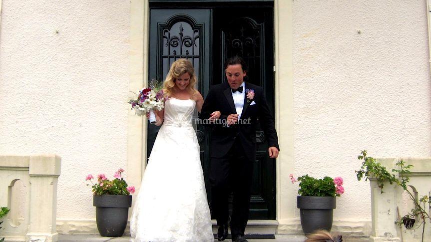 Wedding at Domaine de Bassilou