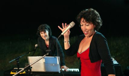 Elle chante jazz 1
