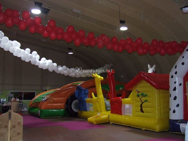 Salle anatolia en parc indoor