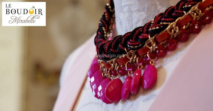 Des bijoux par dizaine
