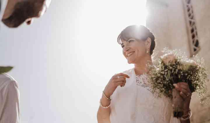 La jeune mariée