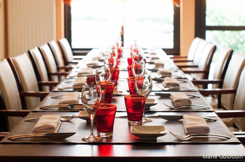 Salle Restaurant Clémence