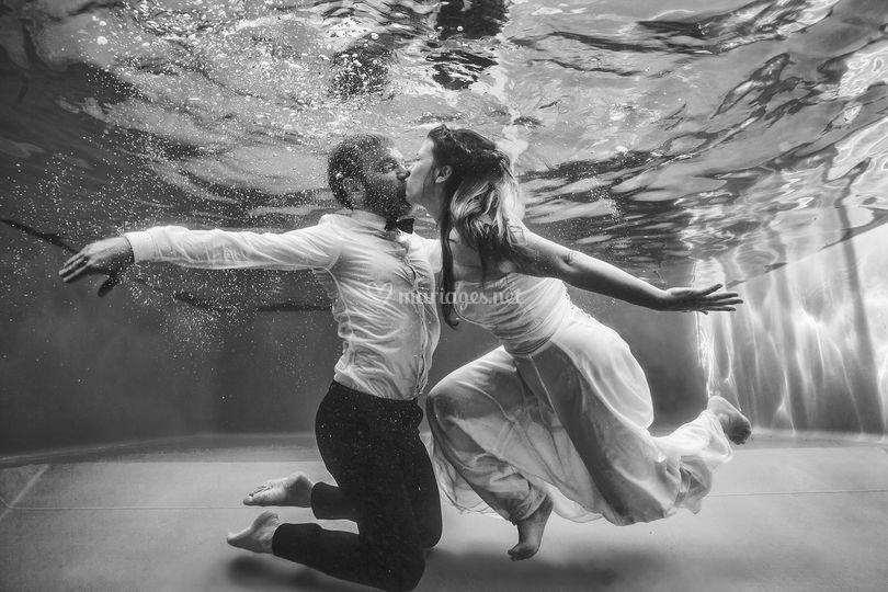 Photo sous l'eau