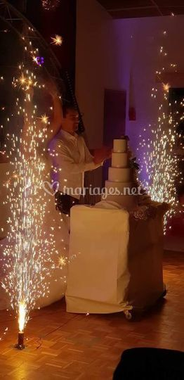 Pyro gâteau