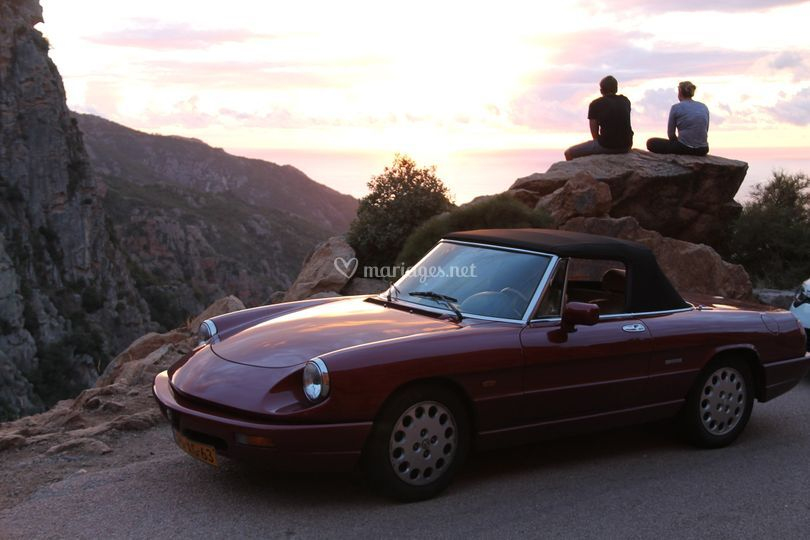 Vintage road trips for Alfa salon de provence