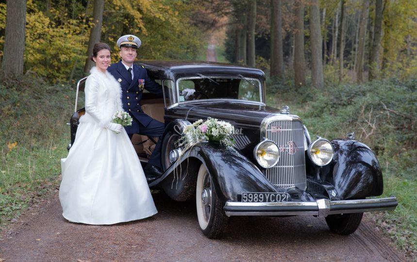 Mariés d'automne