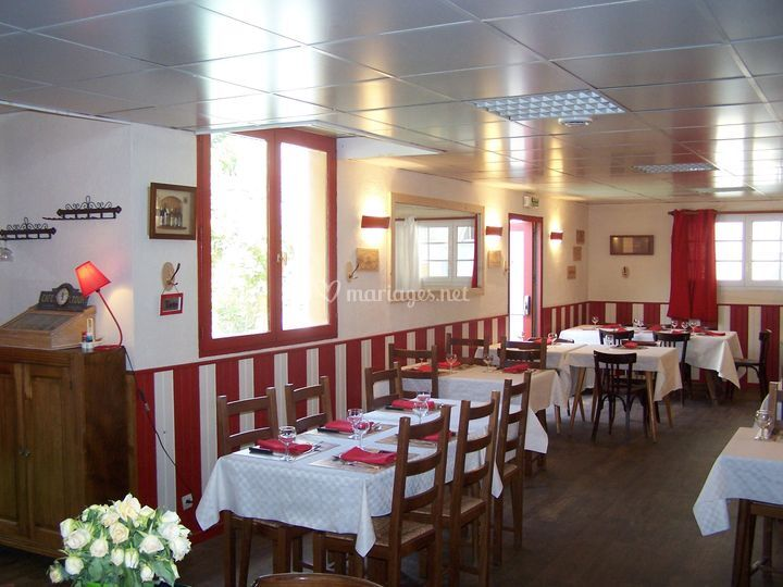 Salle de brasserie