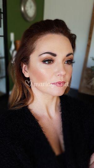 Essai make-up Alexia