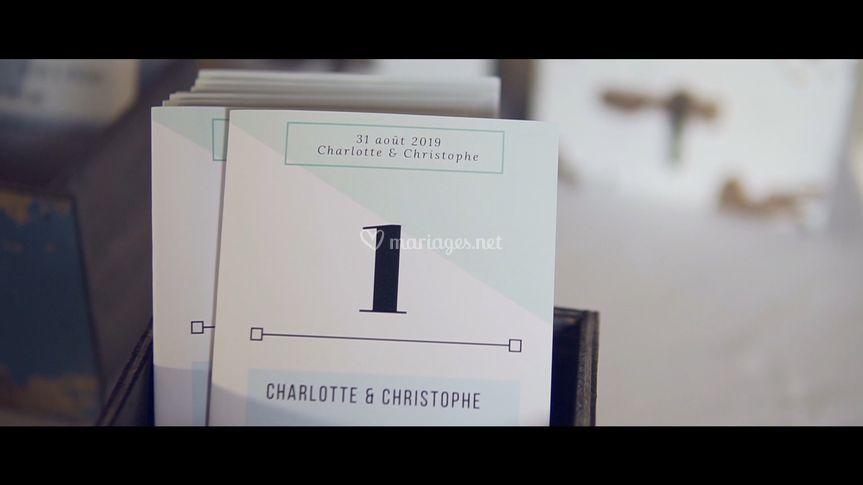 Charlotte et Christophe