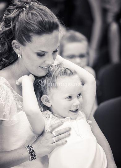 Mme et sa fille