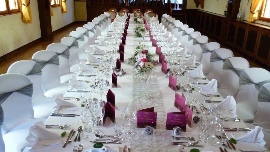 Mariage de au cep de vigne photo 4 for Cep de vigne decoration