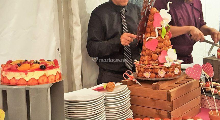 Desserts Convival Event
