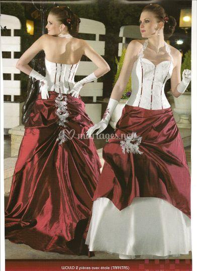 250  robes en boutique