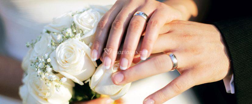 Prélude mariage mains