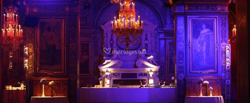 Prélude mariage salle 3