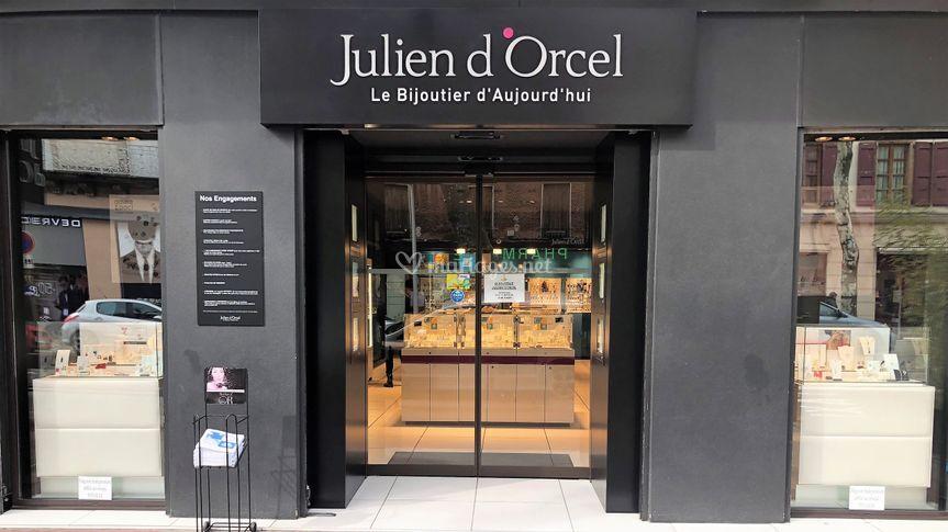 Julien d'Orcel Millau