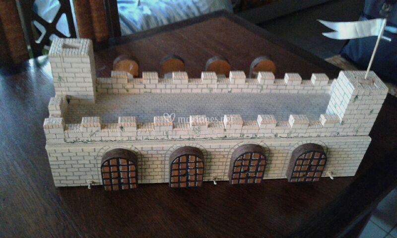 À l'attaque du château