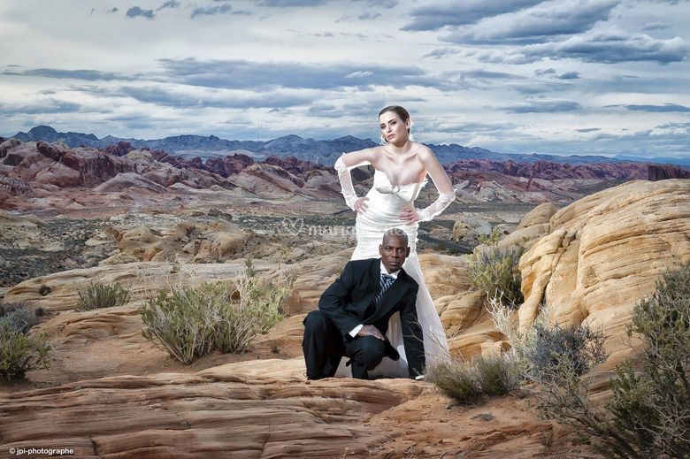 Honeymoon au Nevada