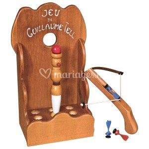 Jeu de Guillaume Tell