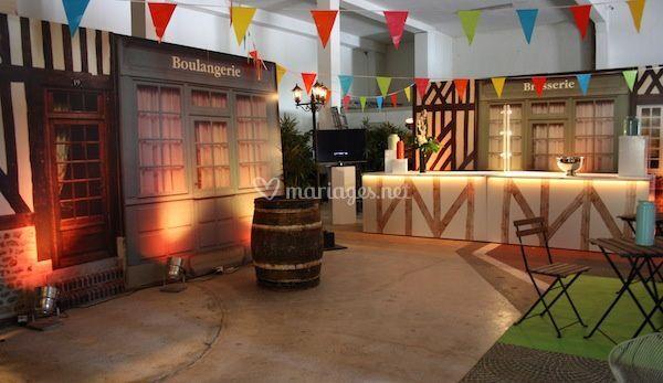 D co bulles lounge d ner de be bop event photos - Foto deco lounge ...