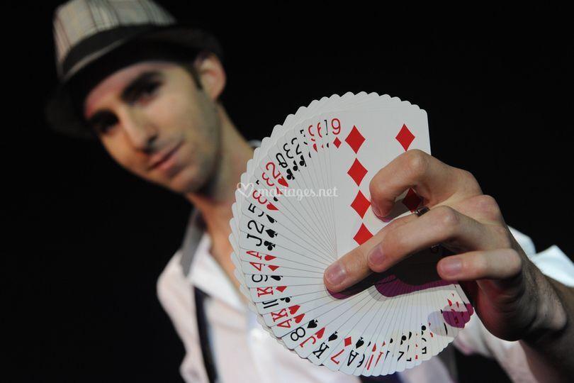 Magicien Alsace tibo