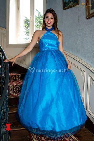 Bleue turquoise