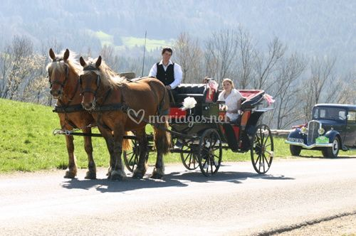 Le milord sur la route