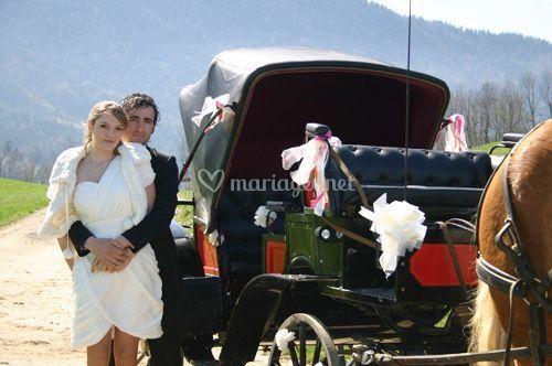 Les mariés et le milord