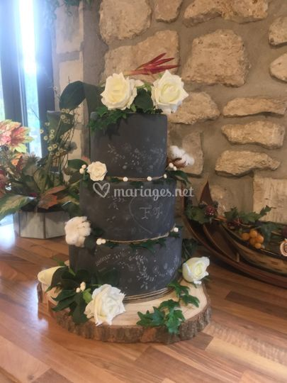 Wedding ardoise