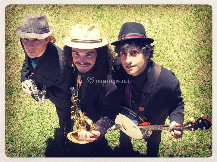 Triofonik le groupe