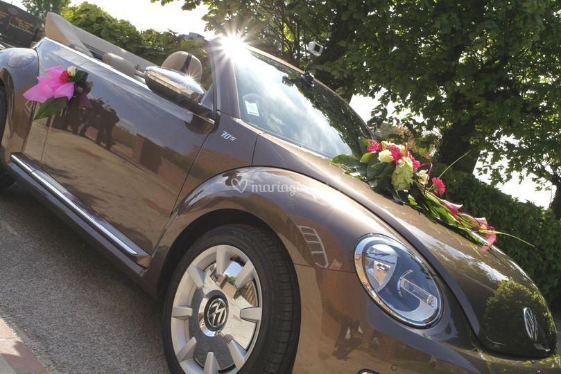 Location décoration voiture
