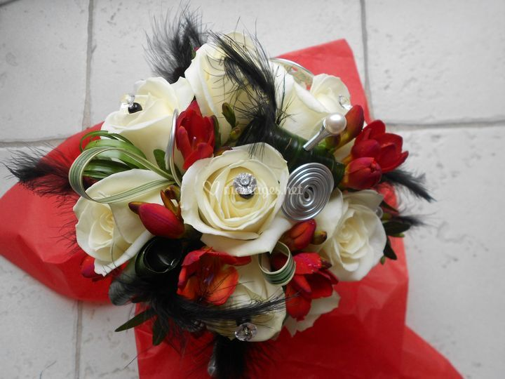 "Bouquet Rond ""VIP"""