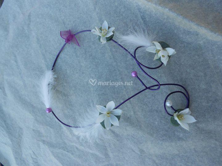 Bijou floral assorti