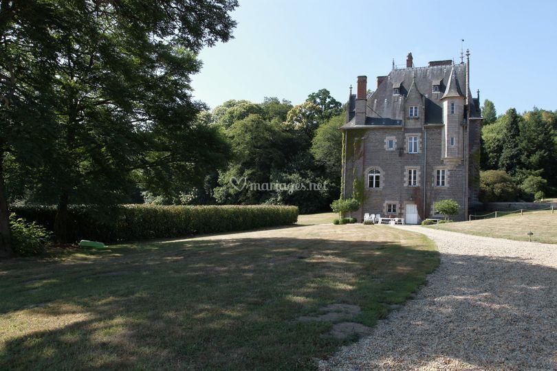 Le Château et parc