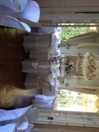 Salons pour un dîner assis