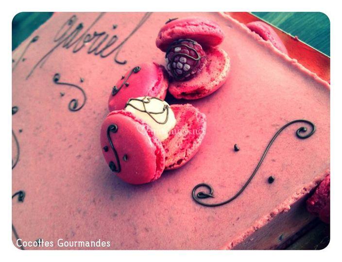 Gâteau créatif
