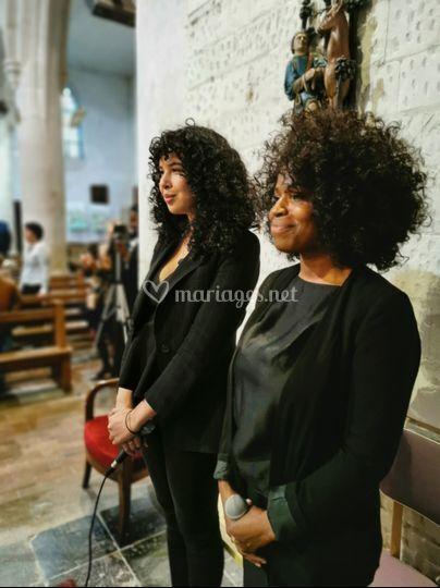 Gospel, cérémonie religieuse