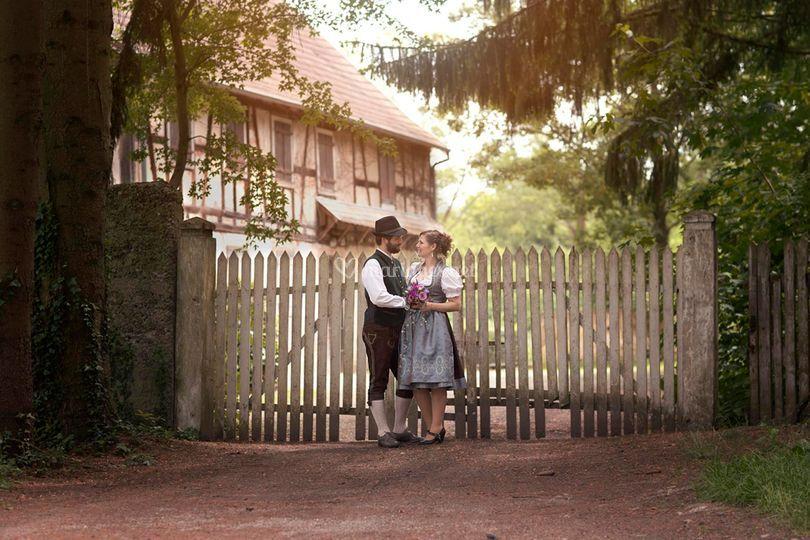 Mariage à Mackenheim