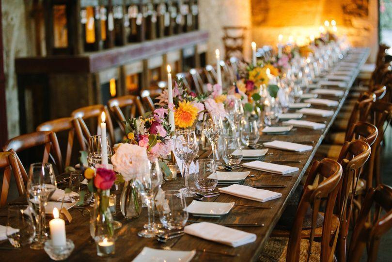 Les jolies tables en bois