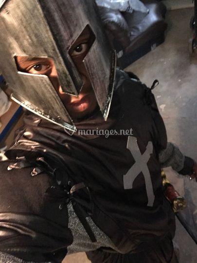 Notre célèbre chevalier