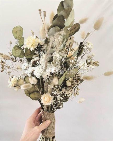 Bouquet de mariée Paula