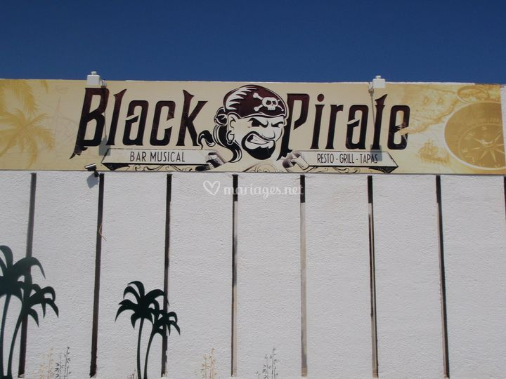 Le black pirate