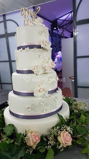 Wedding cake partenaire