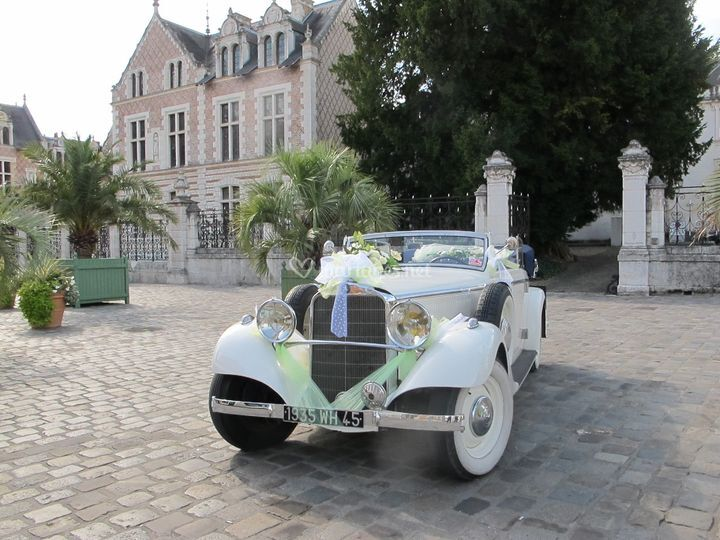 Mercedes 1935