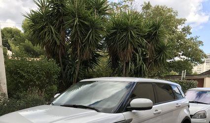Range Rover location 1